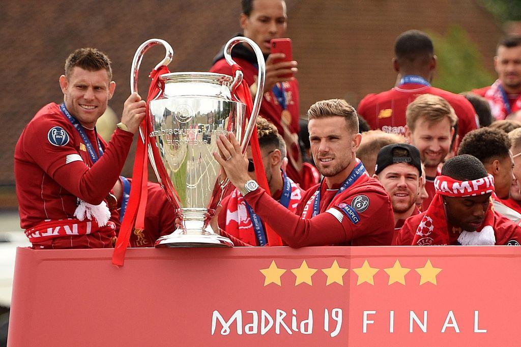 创纪录!利物浦本赛季收入超2.5亿英镑