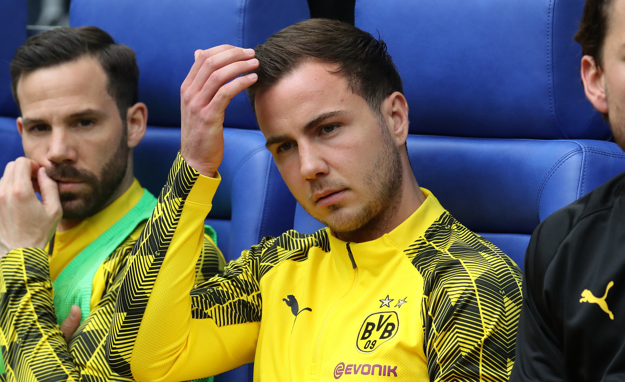 图片报:格策不会留在德甲效力,他最有可能去摩纳哥或佛罗伦萨