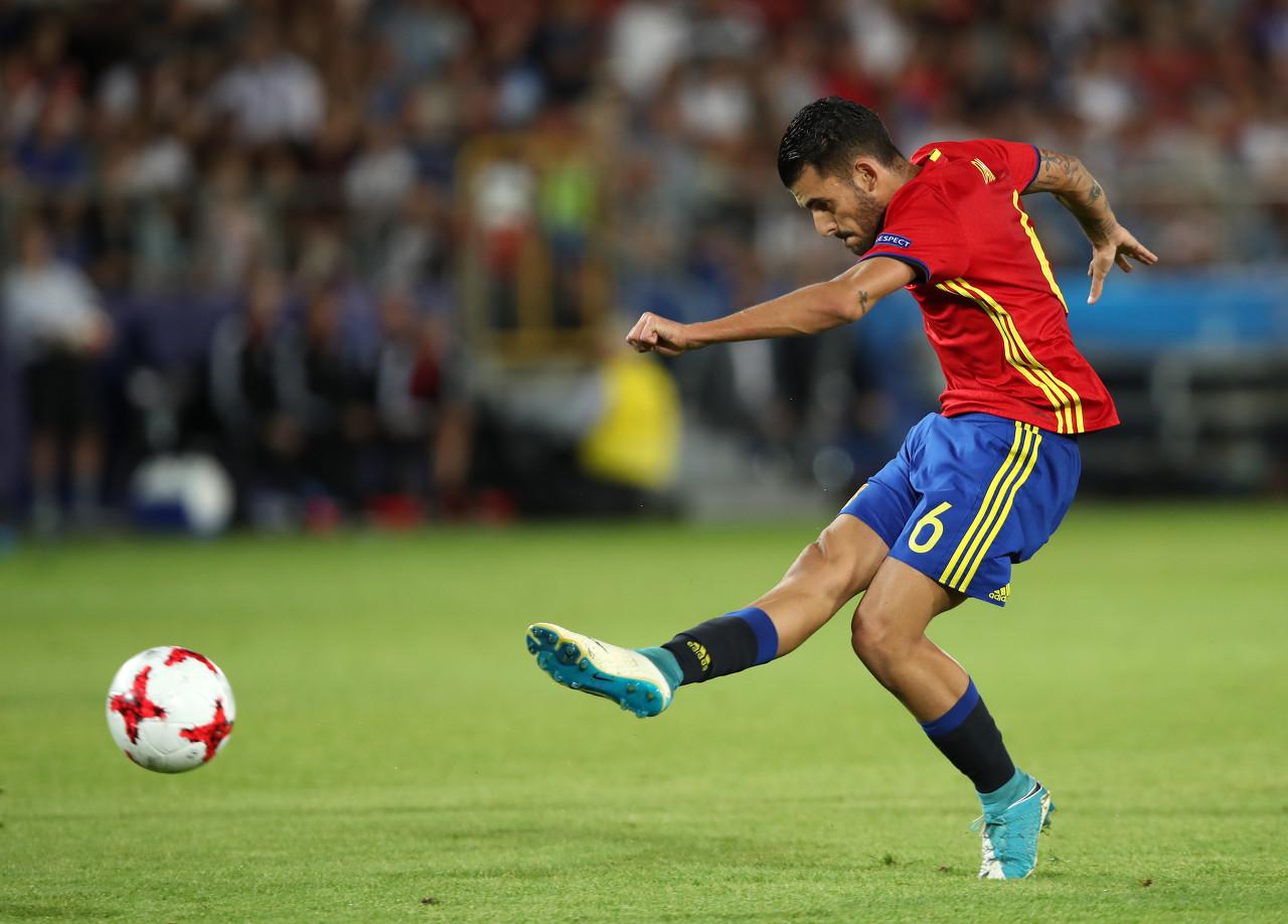 塞巴略斯:很高兴晋级欧洲杯 这支西班牙知道怎么踢逆风局