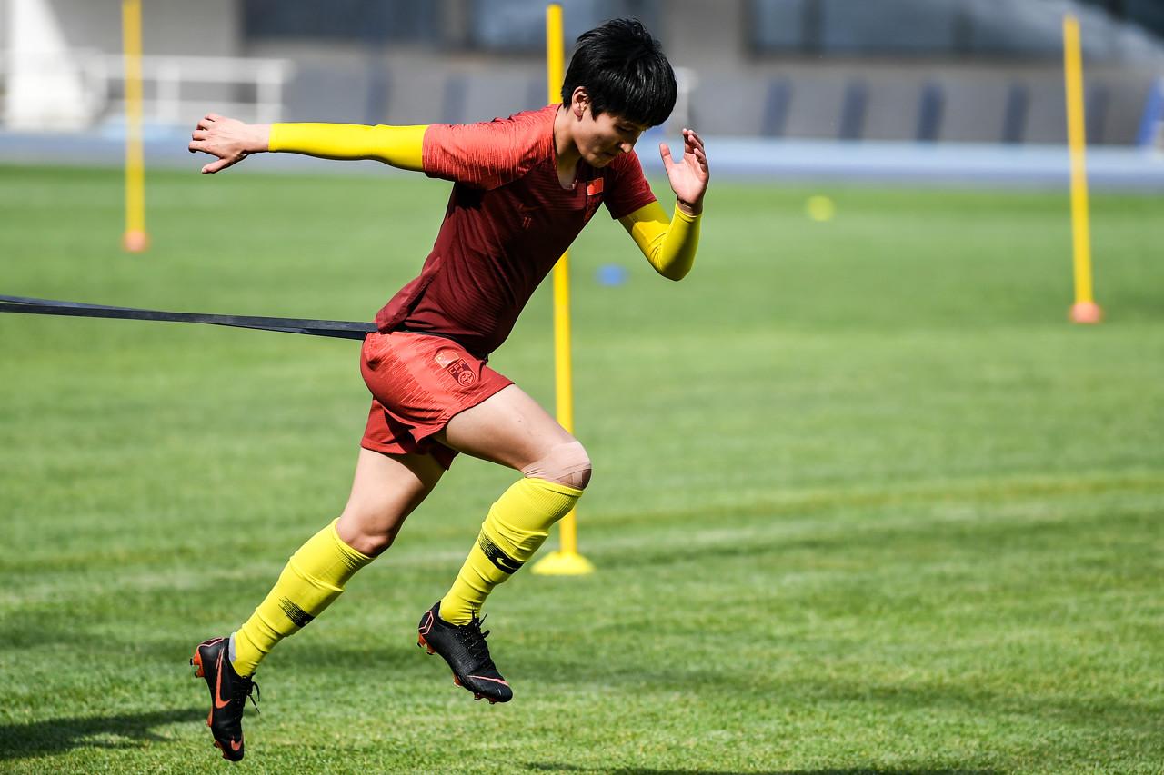 王珊珊:虽然赢球但发挥并不好 下一场必须全力以赴