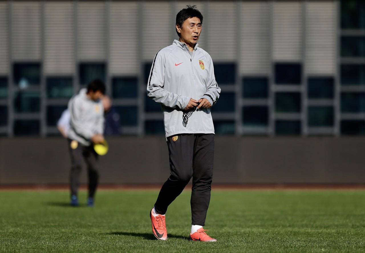 京媒:贾秀全重视高强度训练,队内教学赛全场跑动1万3仅排第三