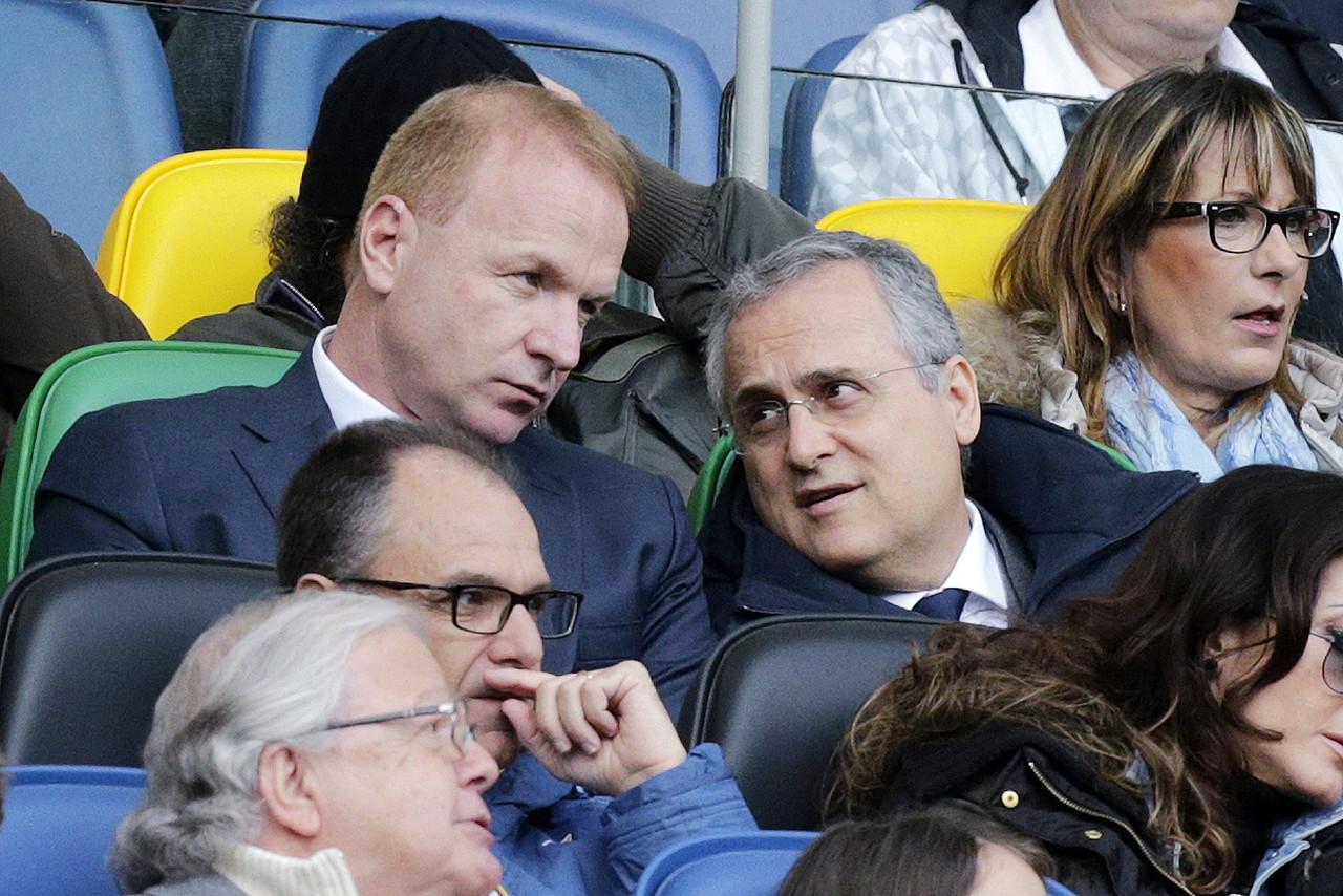 米体:拉齐奥想加薪续约塔雷 米兰可能转攻其他总监候选