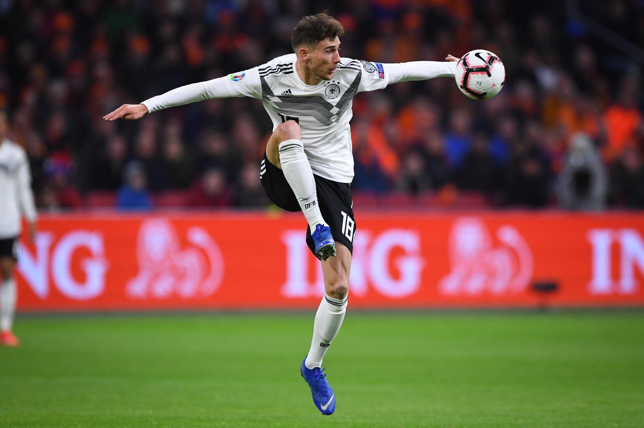 格雷茨卡:更新换代后的德国队还能更好 我想成为顶级球员
