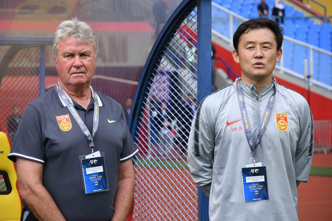 国奥两场热身赛开球时间确定,明晚18点对朝鲜8日战越南