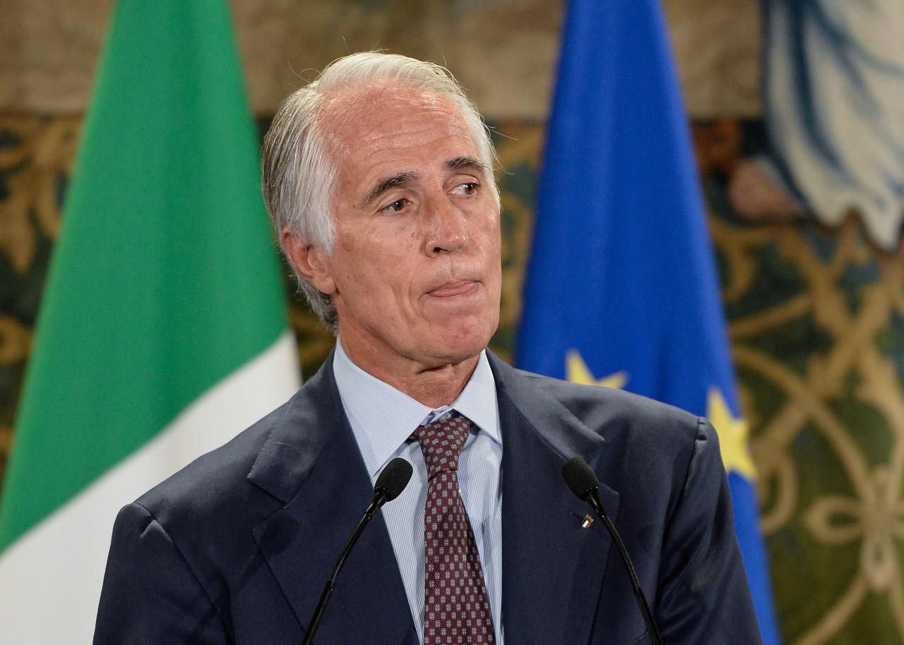 意奥委会主席:各方必须要推进米兰双雄新球场计划,并决定怎么做