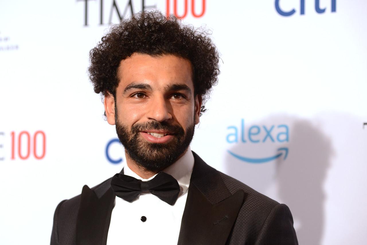 官方:三球两助攻,萨拉赫当选利物浦8月最佳球员