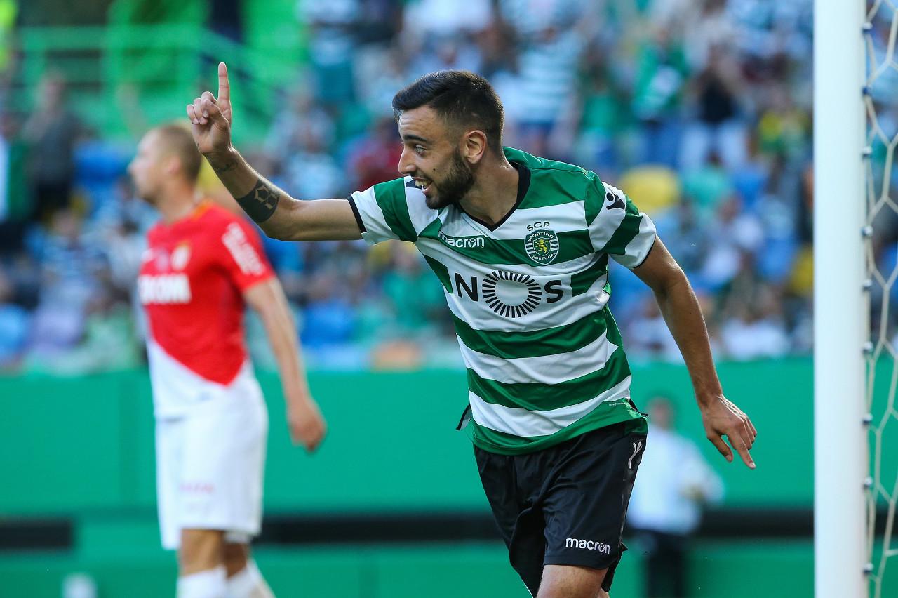 电讯报:布鲁诺告知葡萄牙体育,他想在冬窗转会曼联