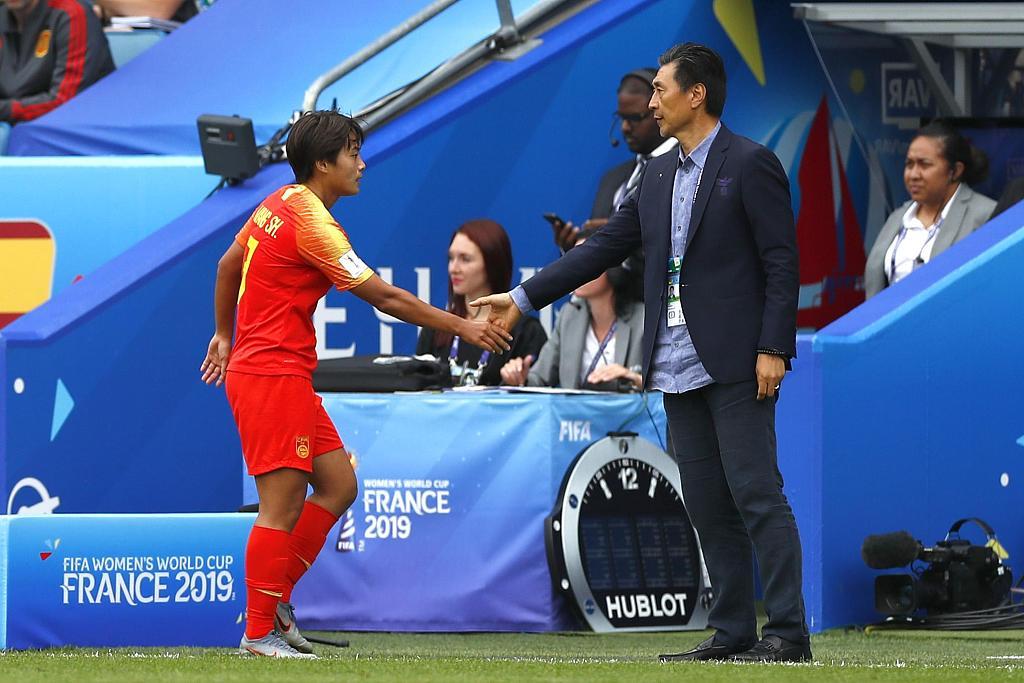 王霜:再提世界杯没有了心中的刺痛,找回有目标的人生真好