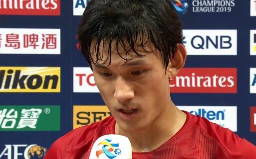 王燊超:开场丢球因思想不集中 没拿下胜利很可惜