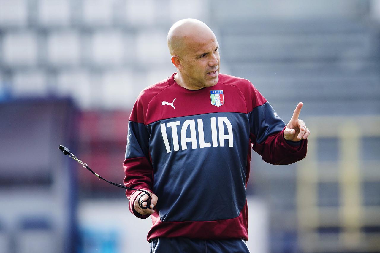 前意大利U21主帅:我们犯错了,不会为此找借口