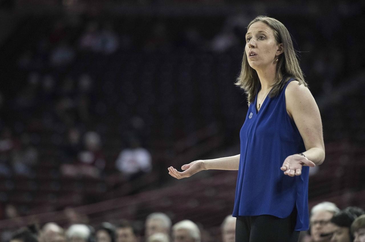 【亲笔】骑士女助教戈特利布:我为什么在NBA