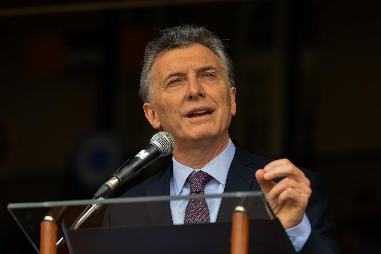 阿根廷总统:我是一个无条件的梅西捍卫者