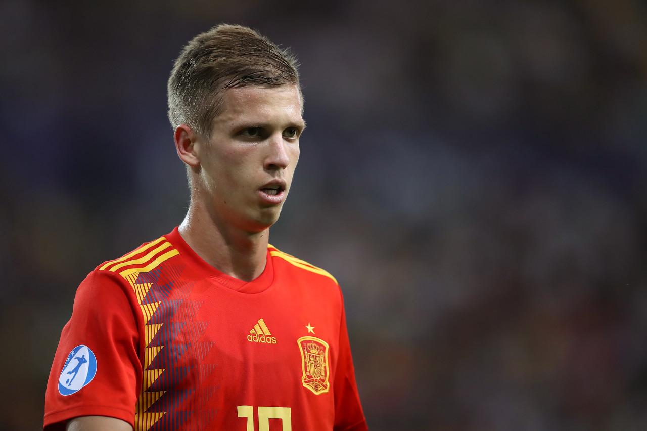 马卡报:奥尔莫从小梦想为西班牙踢球,他曾拒绝克罗地亚邀请