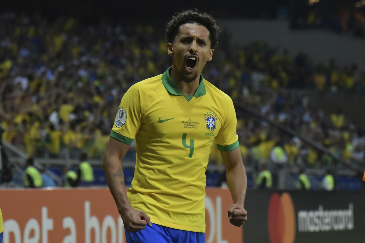 马尔基尼奥斯:失利对巴西是一次教训,我们要变得更好