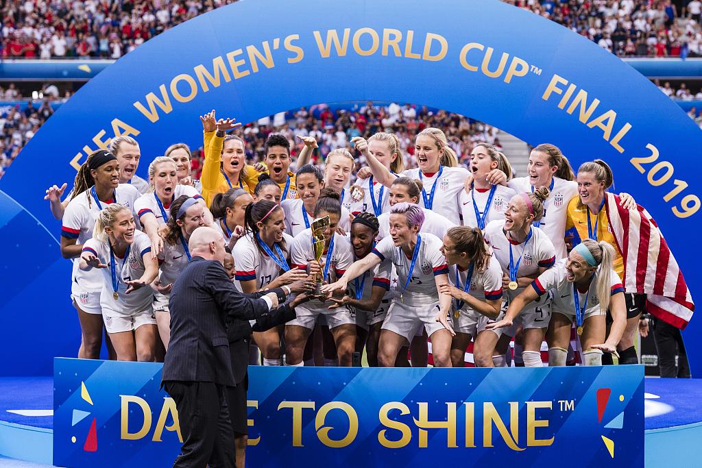 官方:女足世界杯参赛球队从24支扩军至32支