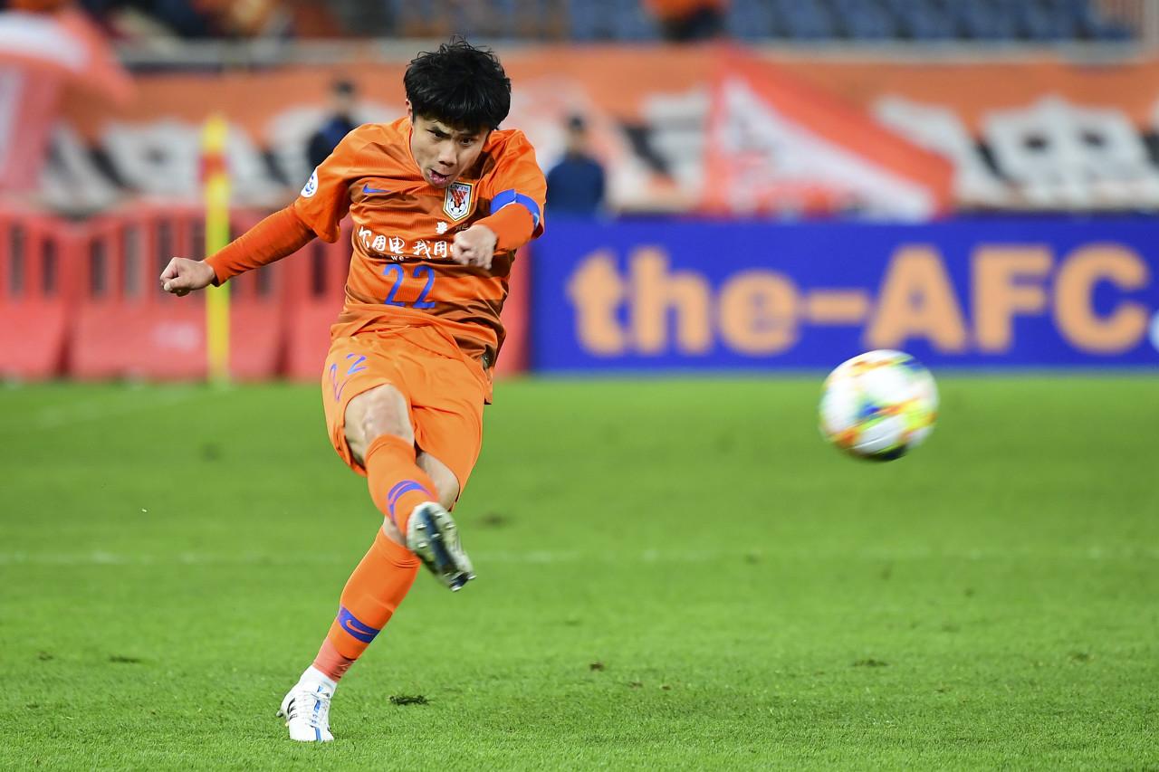 记者:莫伊塞斯已经归队,蒿俊闵等国脚下周参与鲁能合练