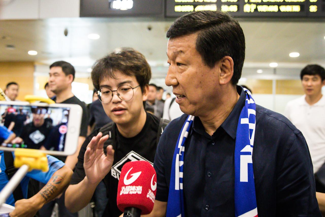 崔康熙:亚冠首要目标是小组出线 中日韩联赛差距并不大