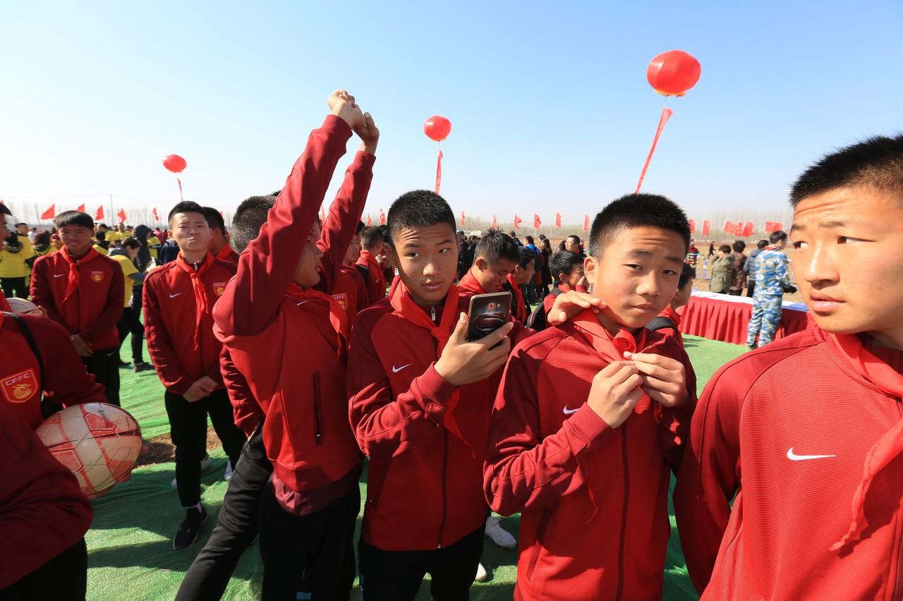 统计报告显示,2018世界杯后中国足球人才需求激增3成
