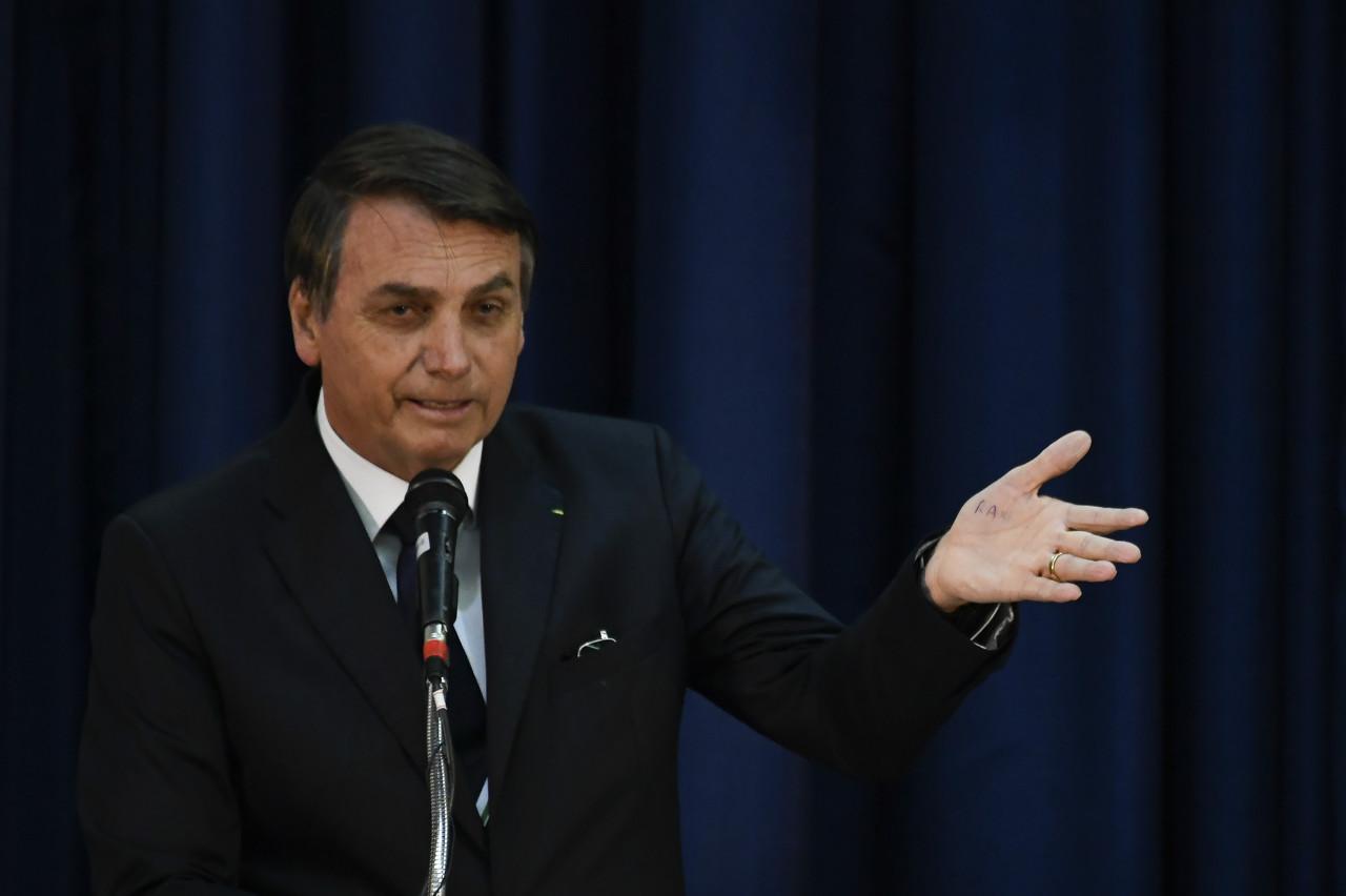 巴西总统想看桑托斯比赛,因未接种疫苗被拒绝入场