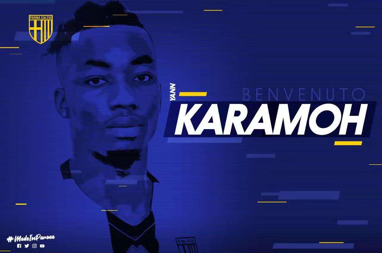 多次训练迟到直至缺训,国米租将卡拉莫遭帕尔马处罚