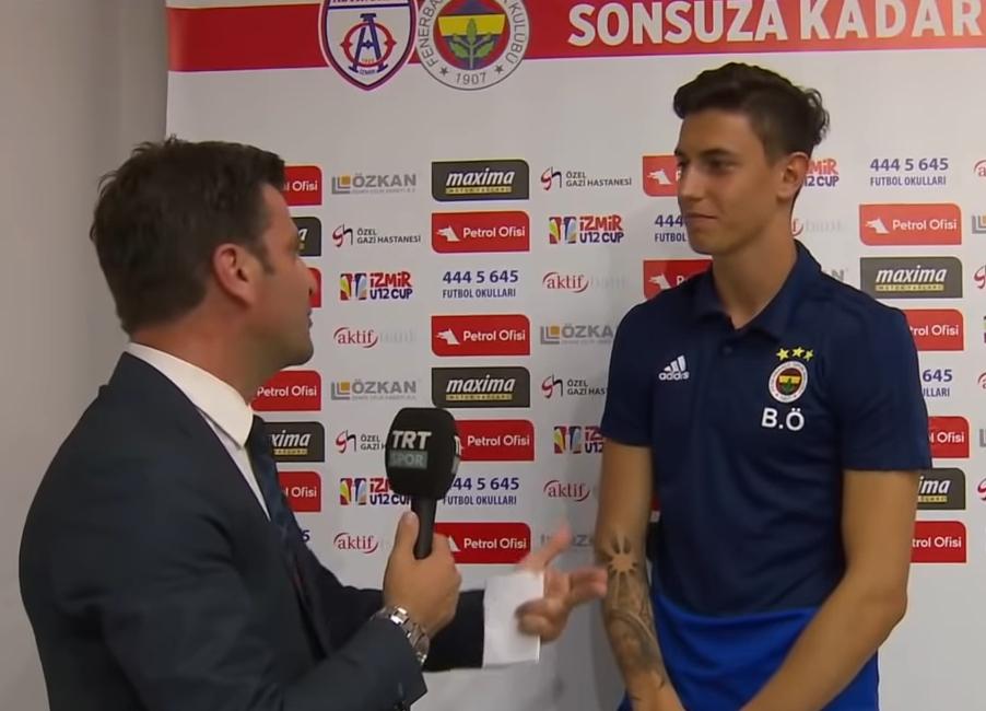 Goal:曼城、利物浦已与费内巴切19岁门将厄泽尔接触