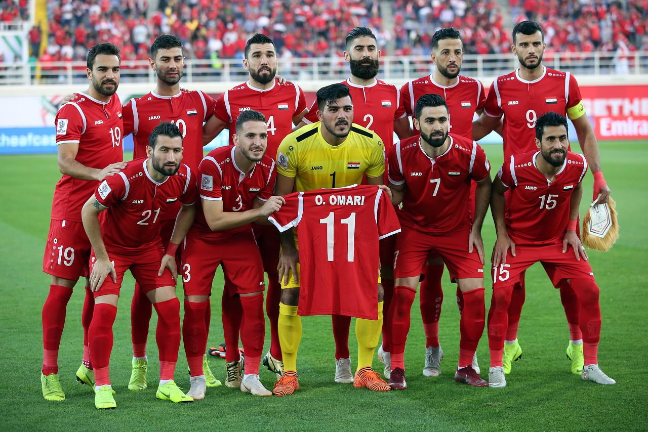 记者:叙利亚与关岛的两场世预赛主客场对调获国际足联批准