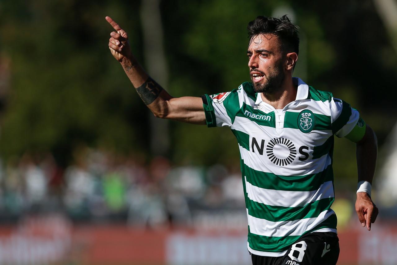 拜因体育:热刺今天将与葡萄牙体育讨论布鲁诺转会