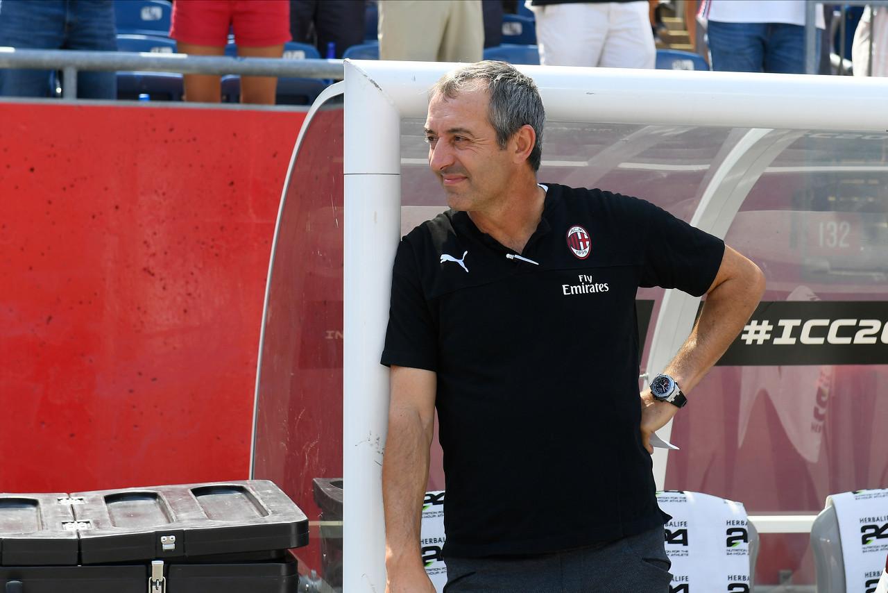 记者:如果詹保罗下课,他将成米兰队史第二短命主帅
