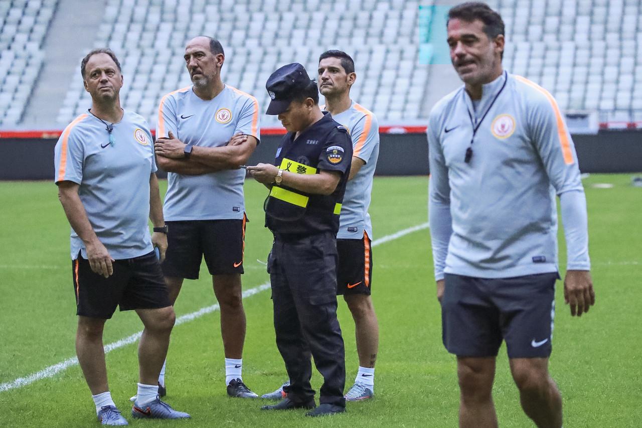 人和开始集结备战,教练组制定周密训练计划