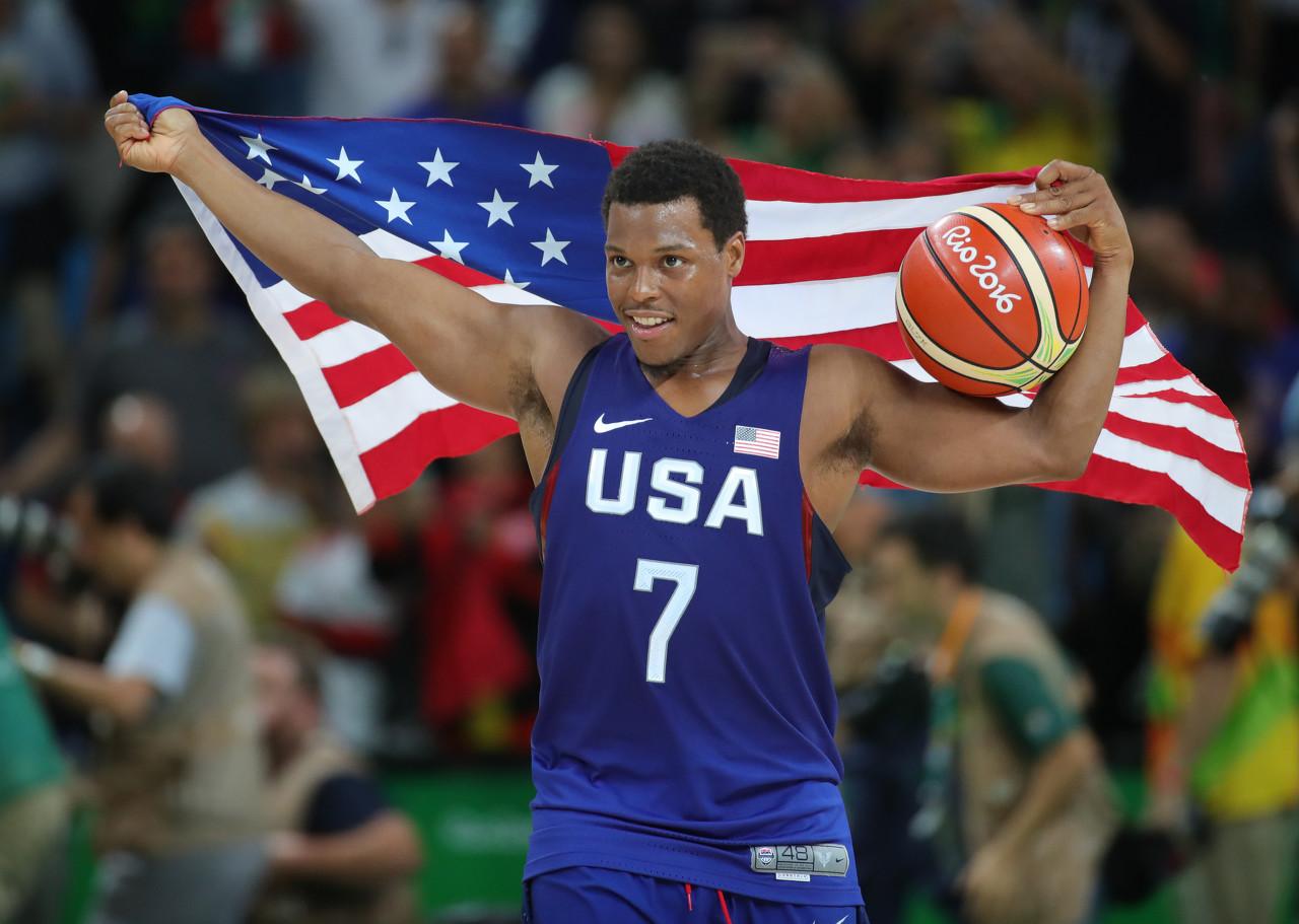 Woj:猛龙球员洛瑞因左手拇指伤情退出美国男篮训练营