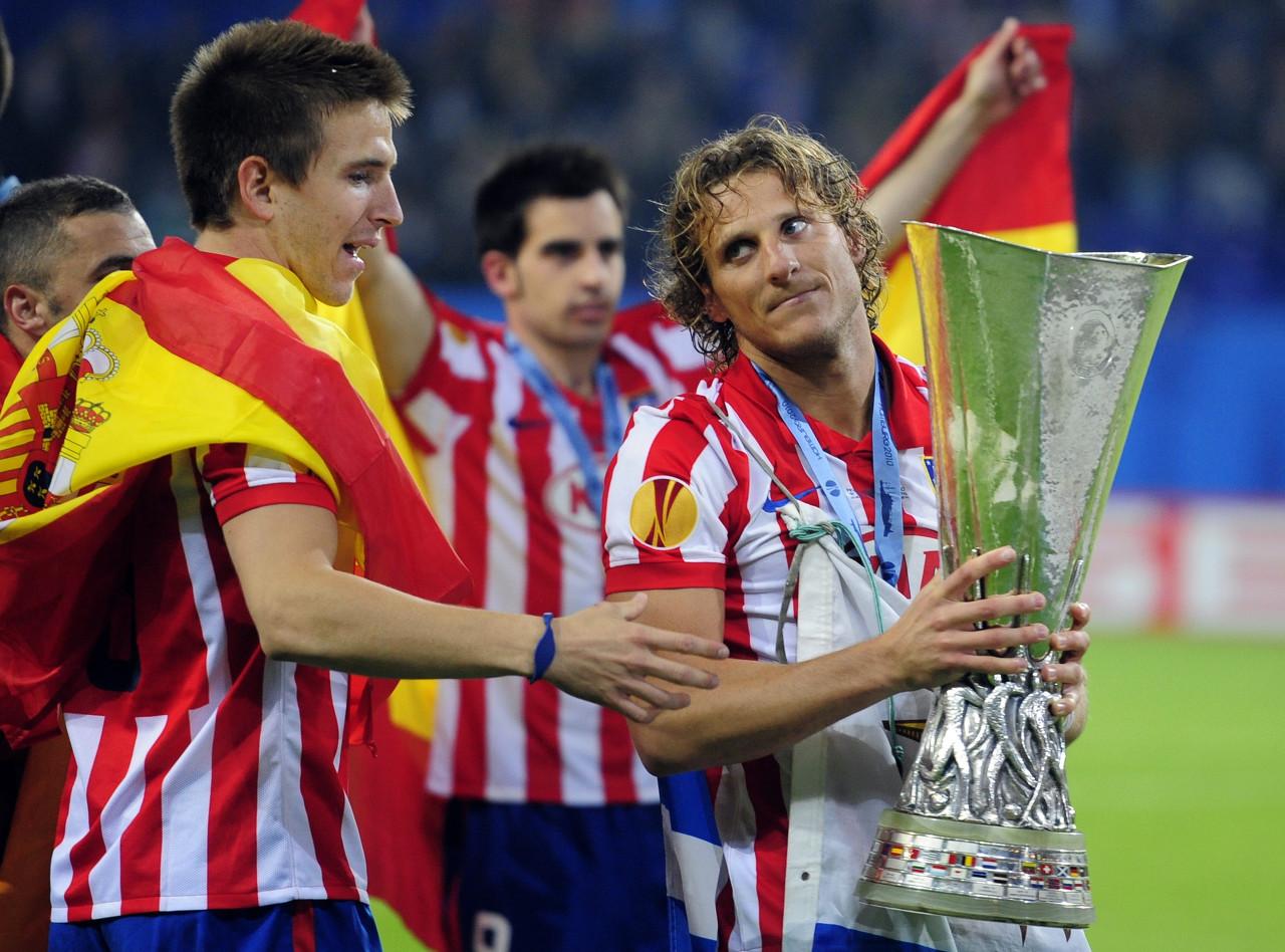 马德里德比赛前,马竞将致敬迭戈-弗兰