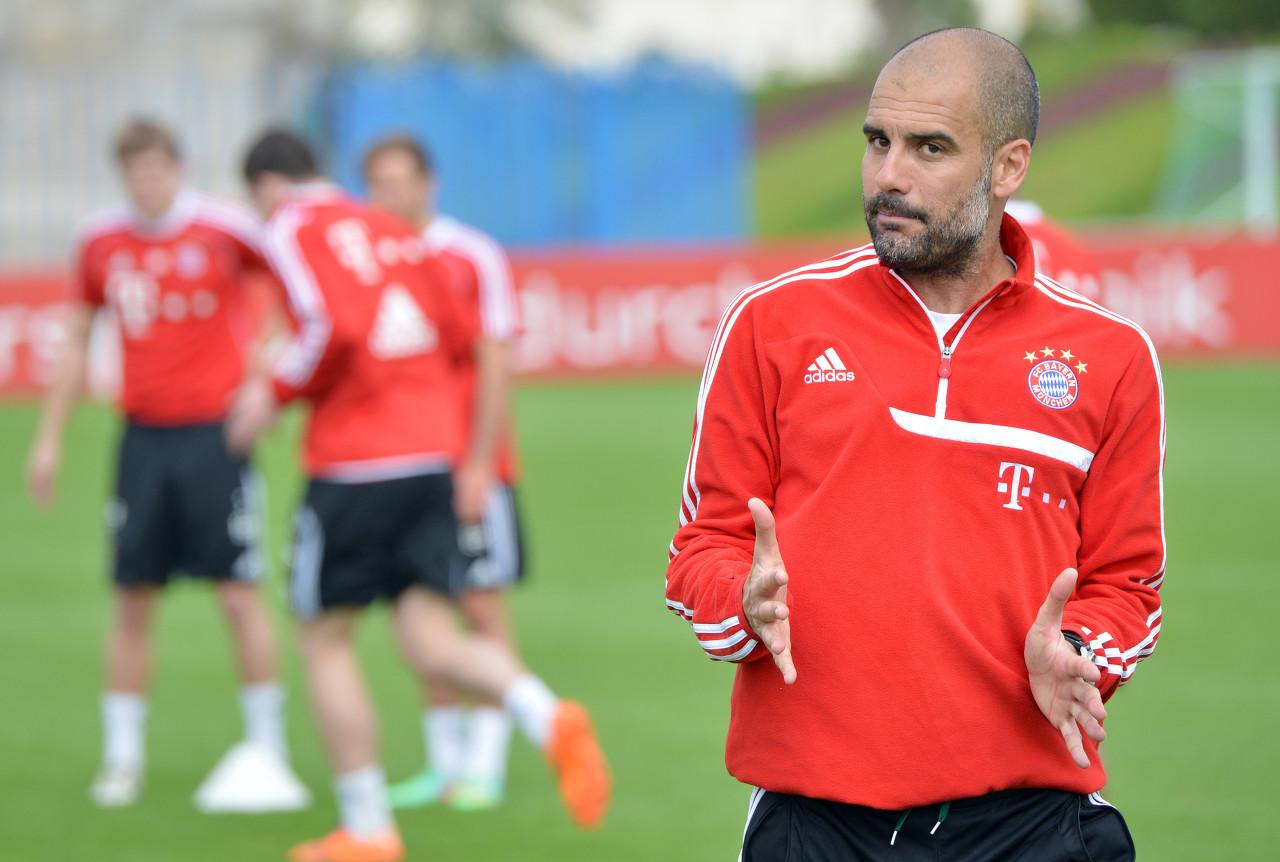 图片报:瓜迪奥拉可能返回拜仁,他在德国的房产尚未变卖