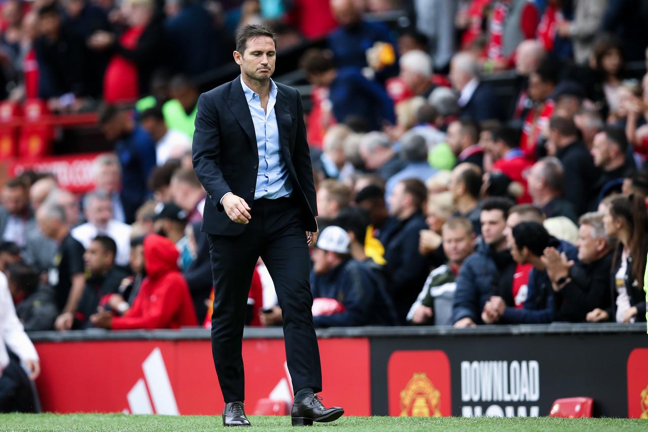 Athletic:近7场英超输4场,蓝军开始考虑兰帕德替代计划图片