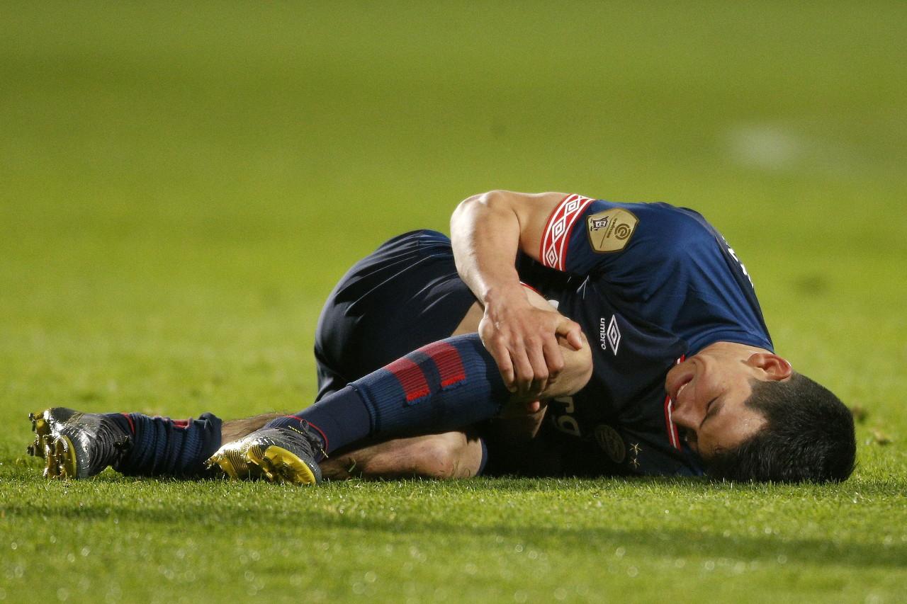 意天空:那不勒斯引援目标洛萨诺右膝受伤,可能影响转会