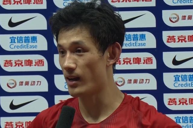 王燊超:鲁能定位球非常有实力 调整心态迎接亚冠联赛