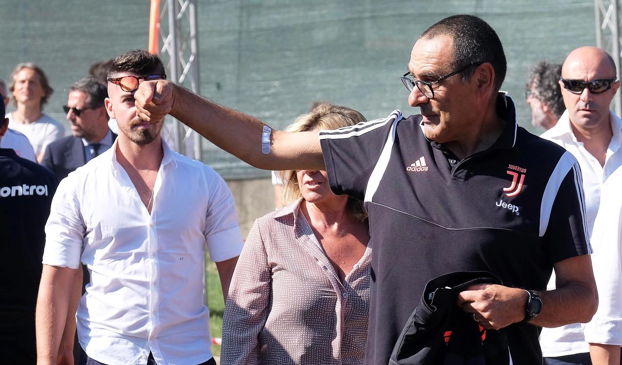 旧将:尤文选择萨里是对的 攻势足球有利于欧冠发挥