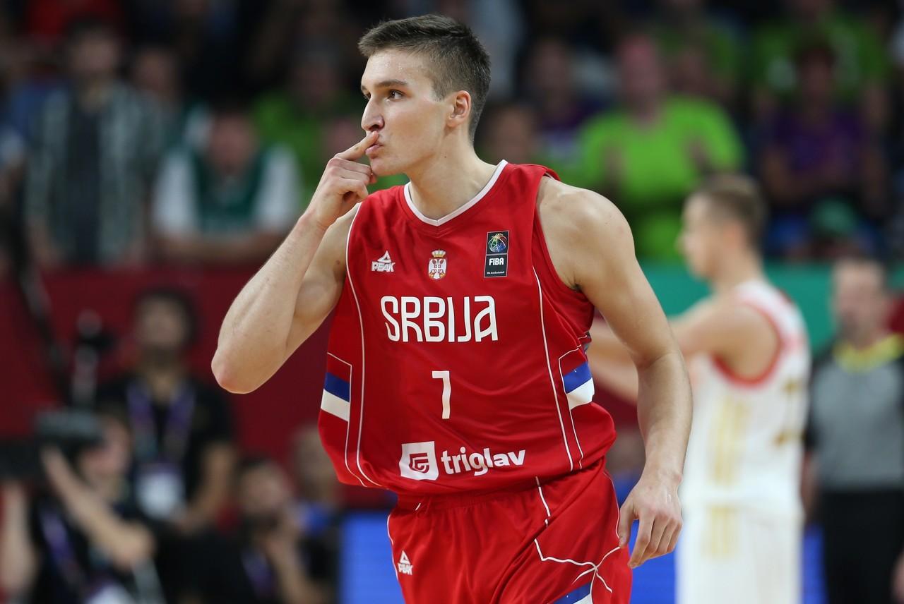 博格达诺维奇:我们的目标是赢得更多比赛