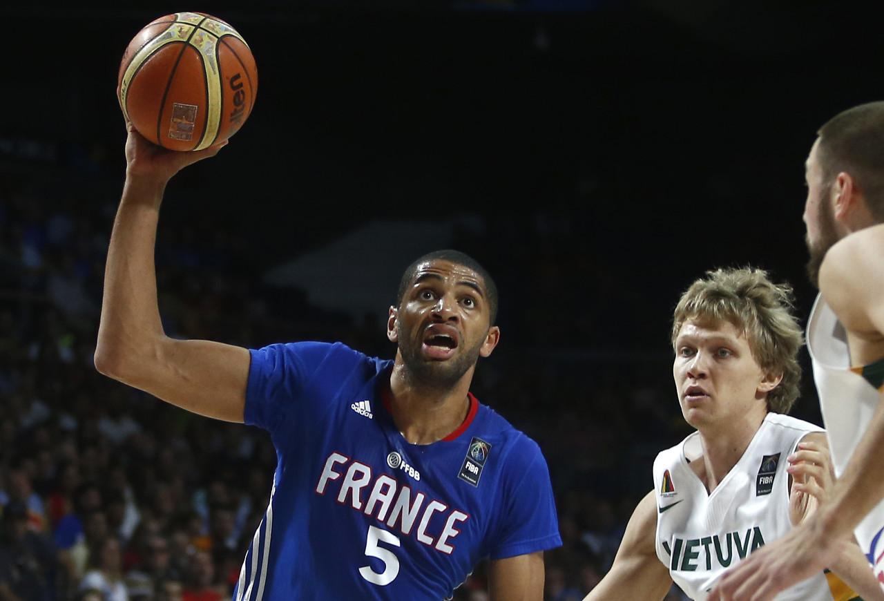 巴图姆:很多球队都力争拿到奖牌 法国队也不例外