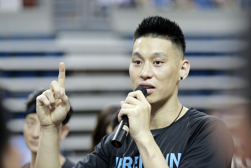 【影片】林書豪:只想做最好的自己,來CBA為回饋中國球迷!