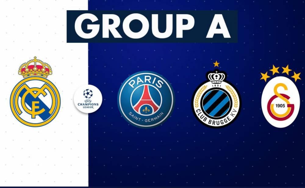皇马欧冠小组赛赛程:9月19号首场客对巴黎