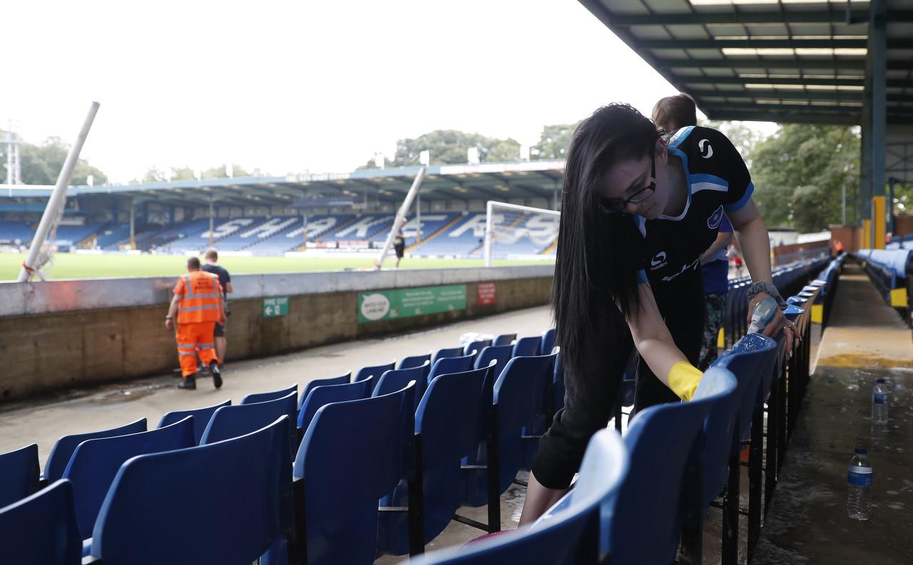 镜报:英足联拒绝撤销开除伯里联赛资格的决定