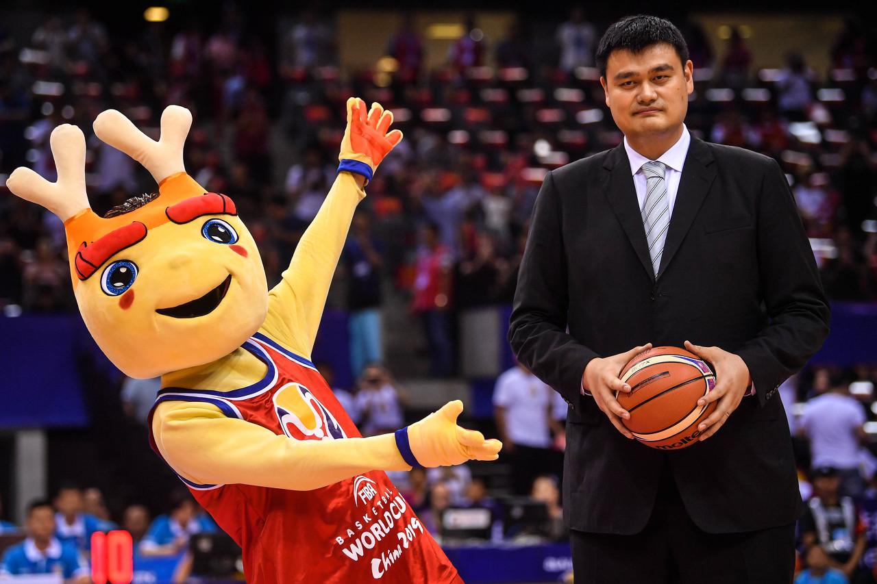 【讨论】NBA已成中国热门赛事 可下一个姚明何时出现?