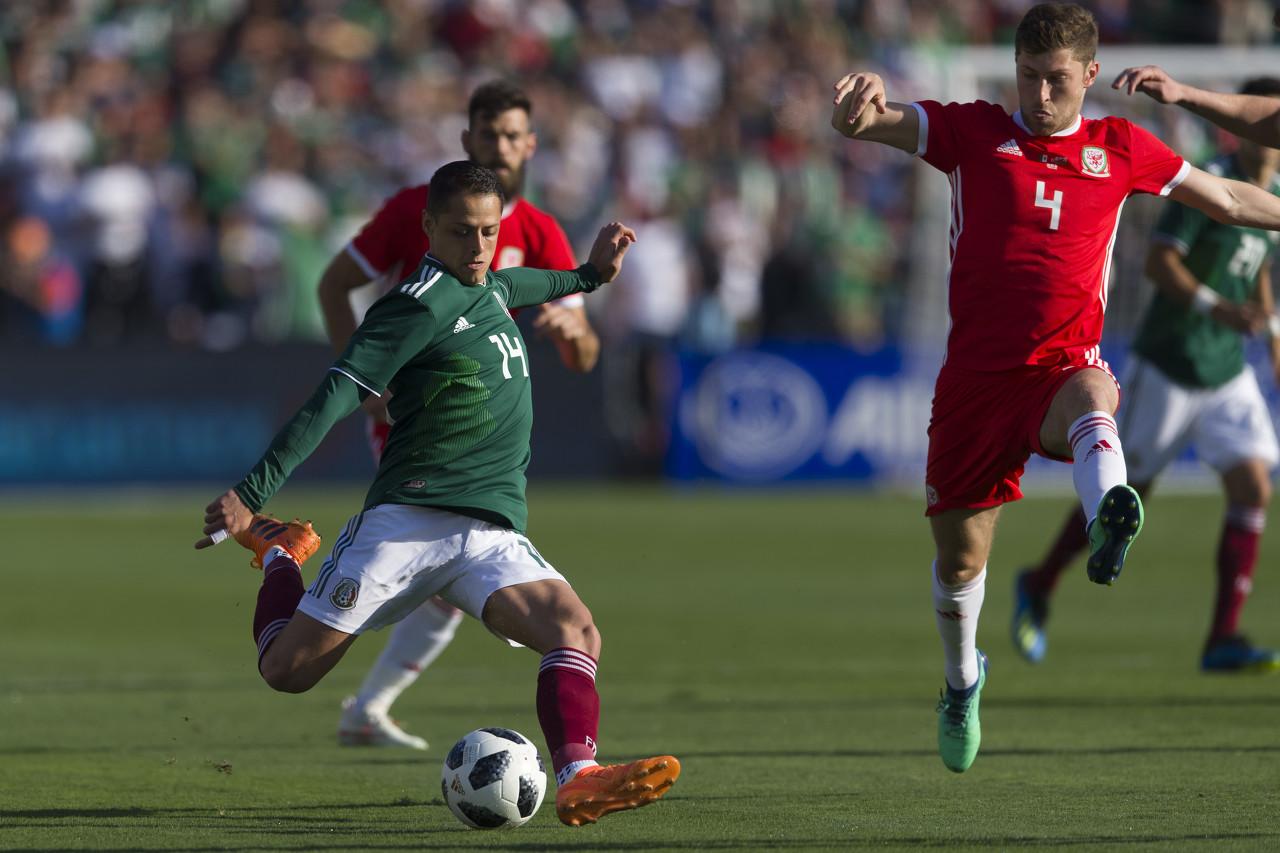 为墨西哥打进52球!小豌豆成为西语球员国家队进球榜第六
