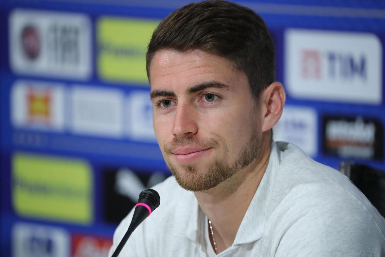 若日尼奥:我们踢得非常主动,意大利取胜当之无愧