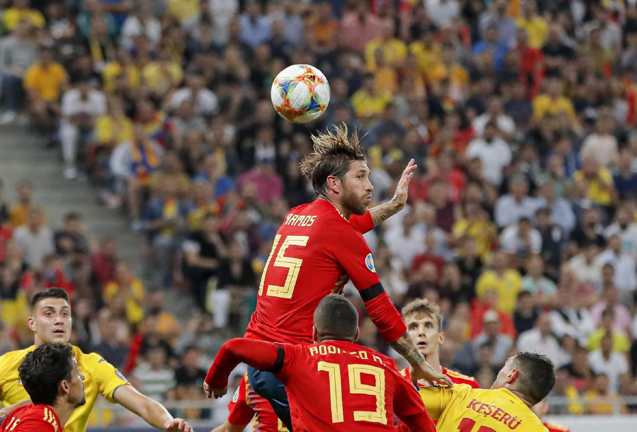 累积黄牌,拉莫斯下场对阵瑞典停赛