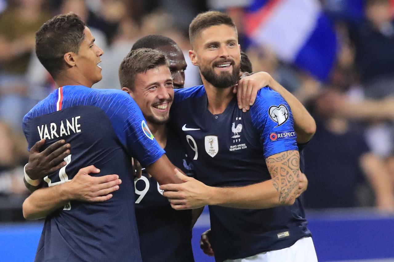 吉鲁:法国队本应打入更多进球 半场战术调整很关键
