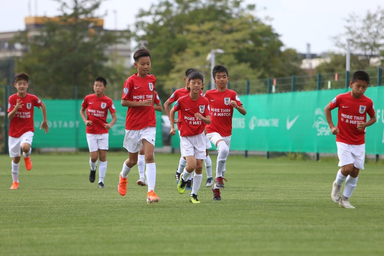 全国校足办:352名青少年球员拟认定为国家一级运动员