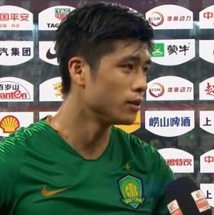 张玉宁:长时间未合练配合略显生疏 进球被吹没什么