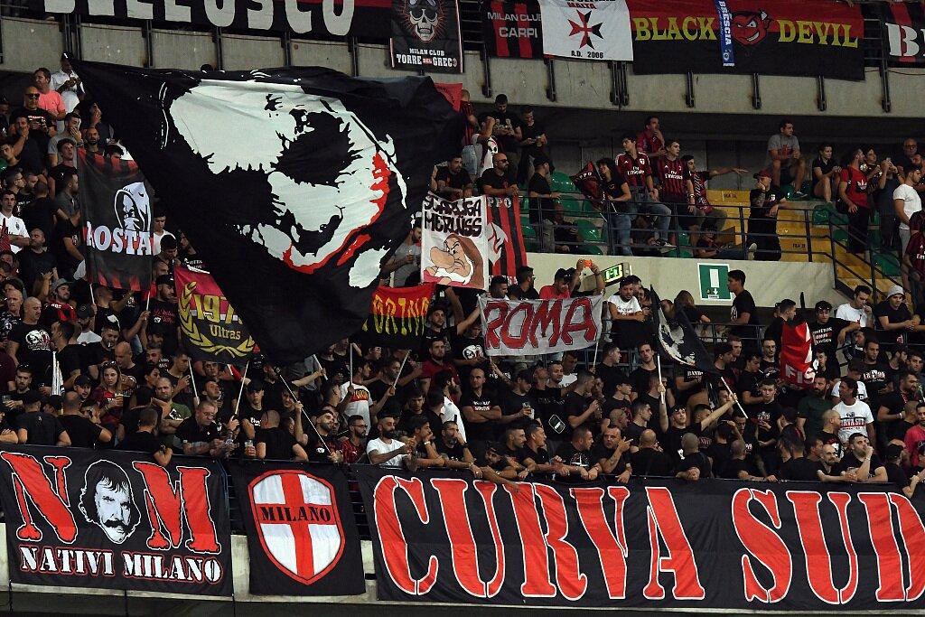 米兰球迷组织发声明抗议俱乐部管理不善:我们耐心已耗尽