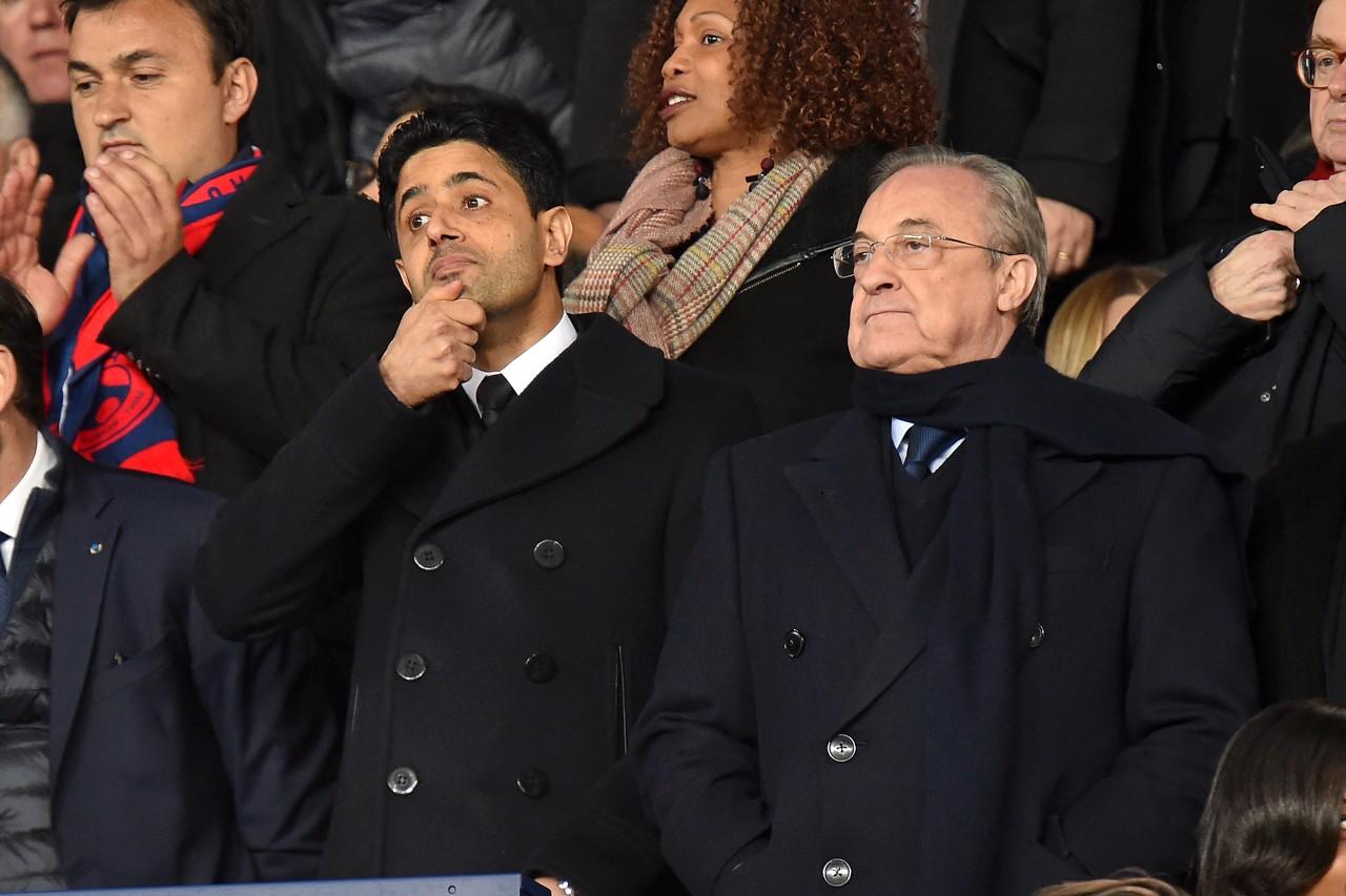 马卡:老佛爷与纳赛尔将一同观战巴黎VS皇马